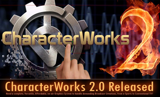 CharacterWorks 2.0