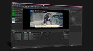CharacterWorks: Character Generation and Motion Graphics for NewTek