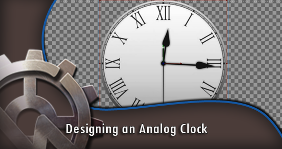 Designing an Analog Clock