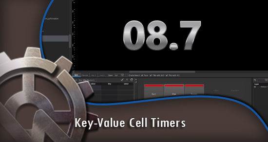 Key-Value Cell Timers