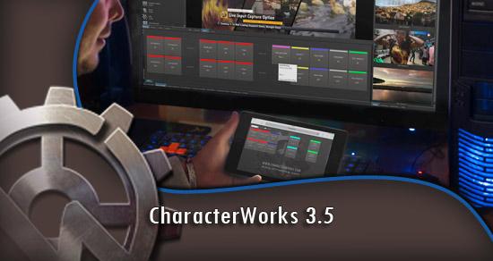 CharacterWorks v3.5