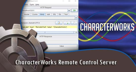 CharacterWorks Remote Control Server