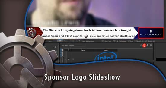 Sponsor Logo Slideshow