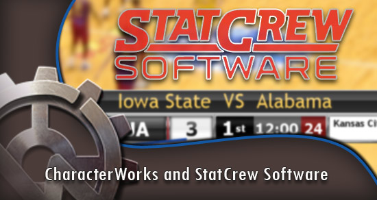 StatCrew Integration in CharacterWorks