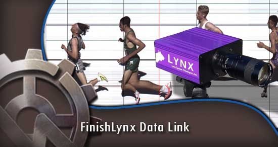 FinishLynx Data Link